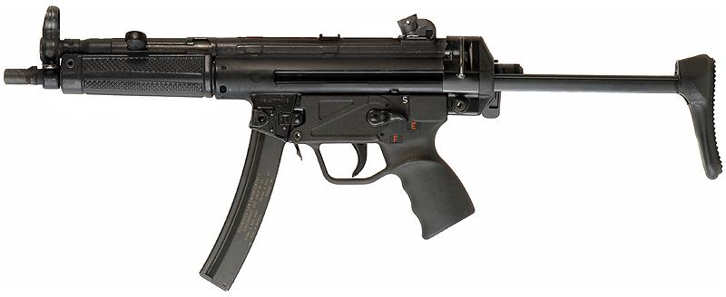 HK MP5A3