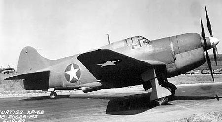 Curtiss XP-62