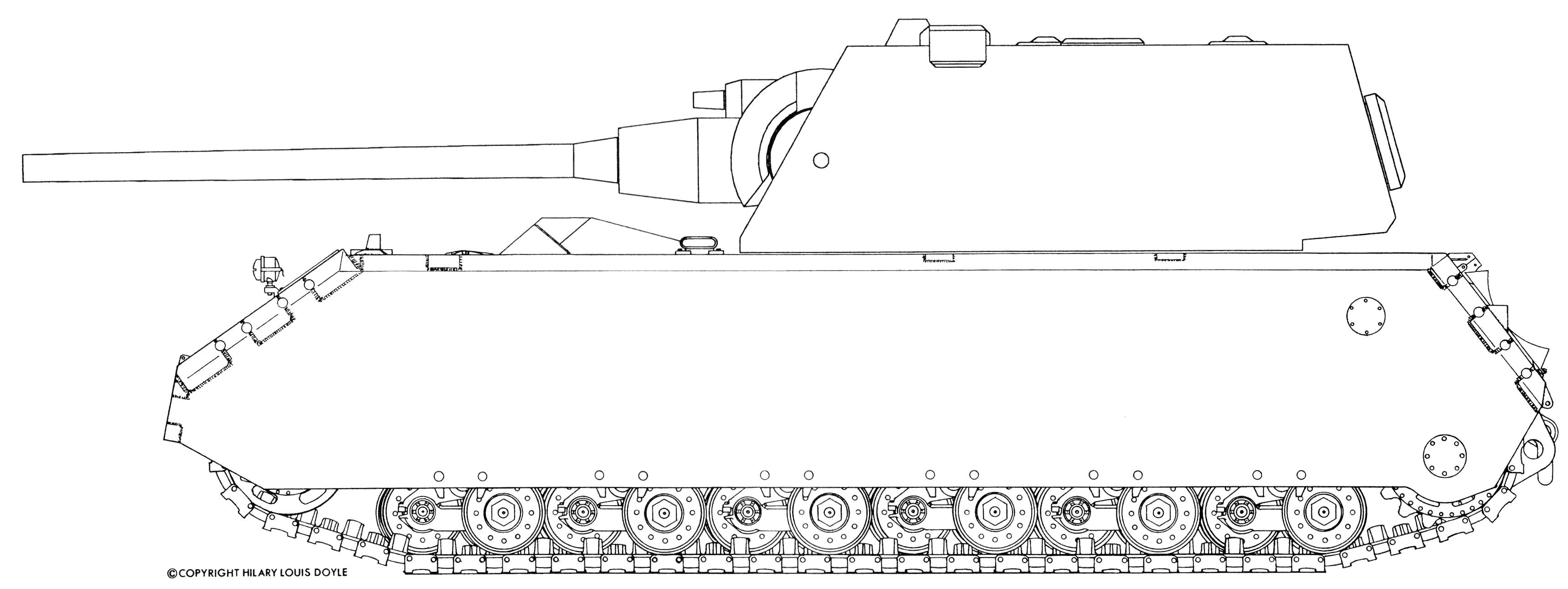 Panzerkampfwagen Maus II