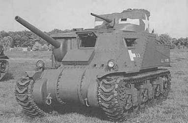 Medium Tank, M3