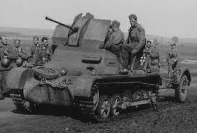 Flakpanzer I Ausf. A