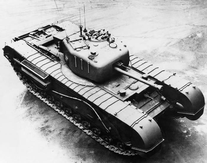 Infantry Tank Mk. IV, Churchill Mk. VI