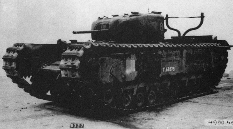 Infantry Tank Mk. IV, Churchill Mk. II