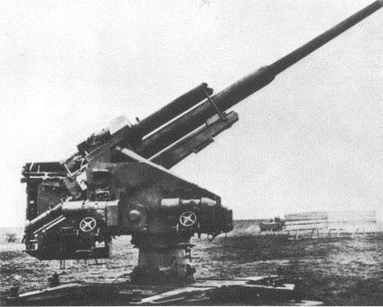 15cm FlaK 55