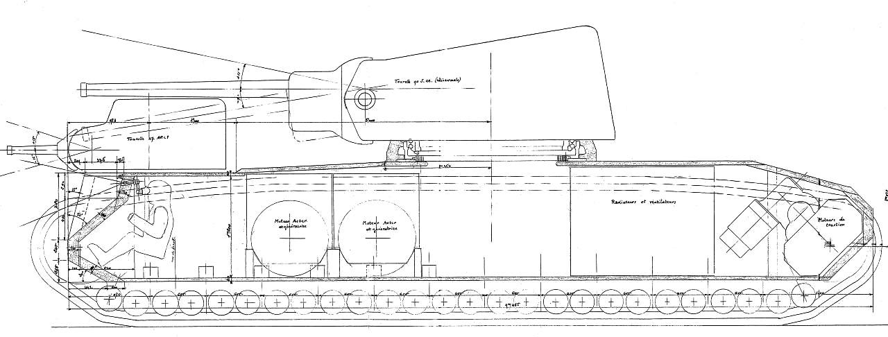 AMX Tracteur C (1940)