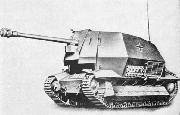 7,5cm PaK 40/1 (Sf) auf Geschützwagen FCM 36(f)