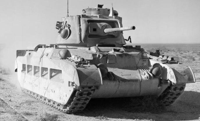 Infantry Tank Mk. II, Matilda Mk. IIa