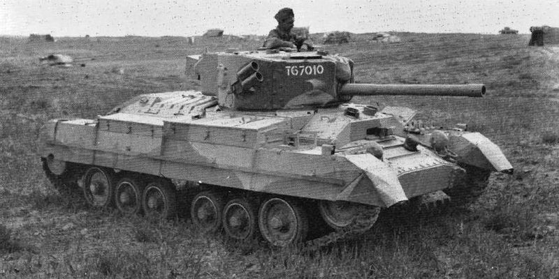 Infantry Tank Mk. III, Valentine Mk. VIII