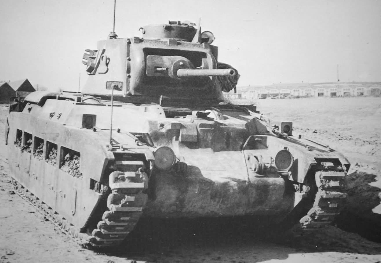 Infantry Tank Mk. II, Matilda Mk. II