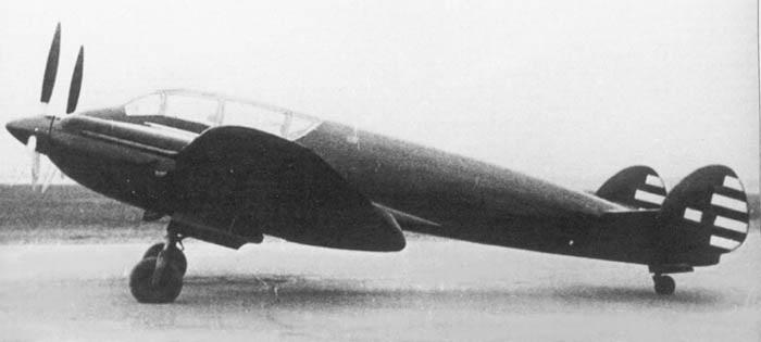 Yakovlev I-29