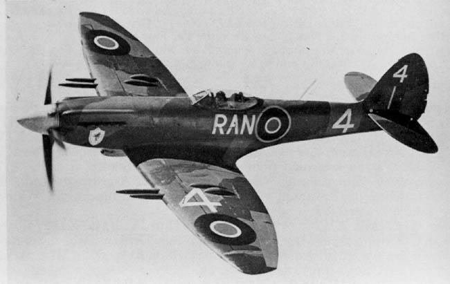 Supermarine Spitfire Mk 22