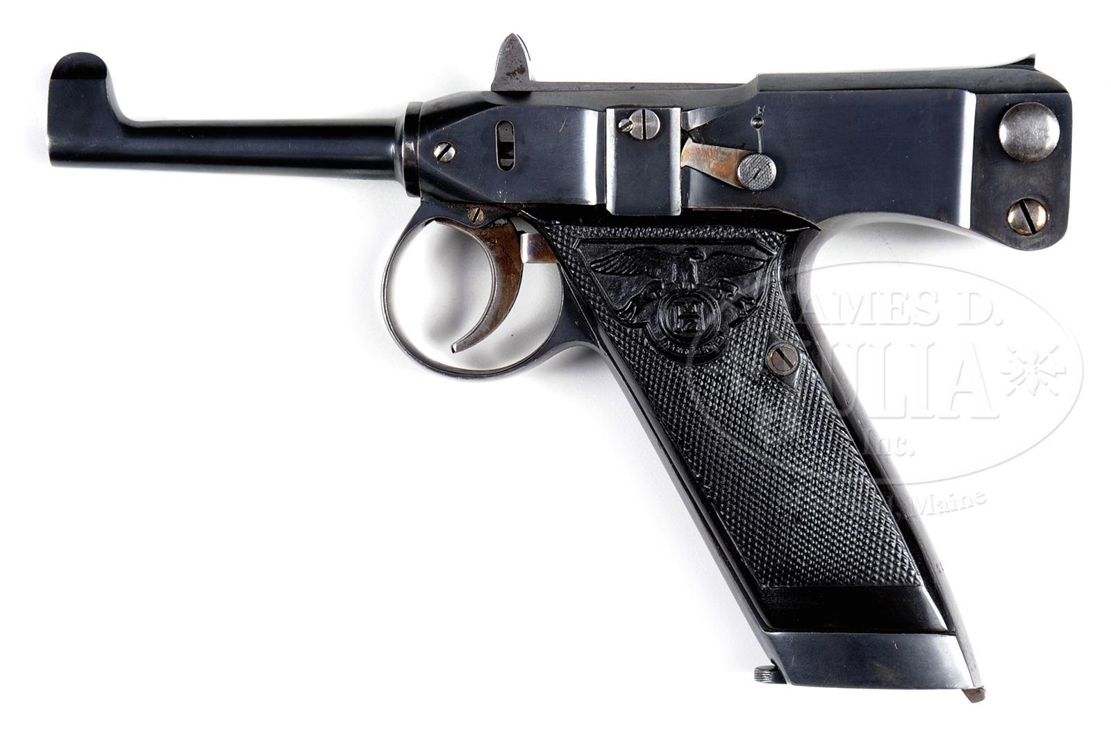 M1906 Adler Pistol