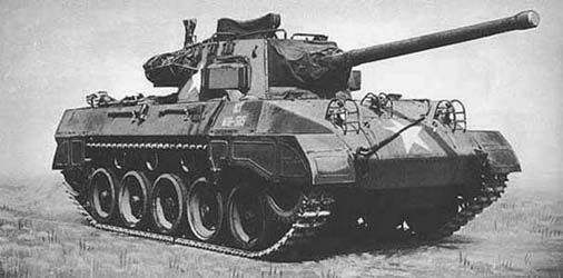 76.2mm Gun Motor Carriage, M18