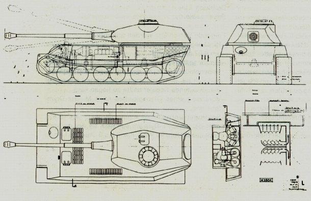 Porsche Typ 181C