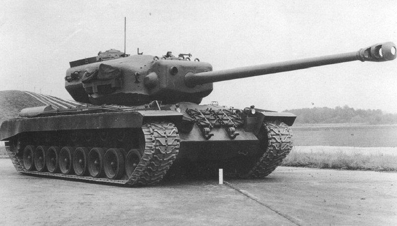 Heavy Tank, T29