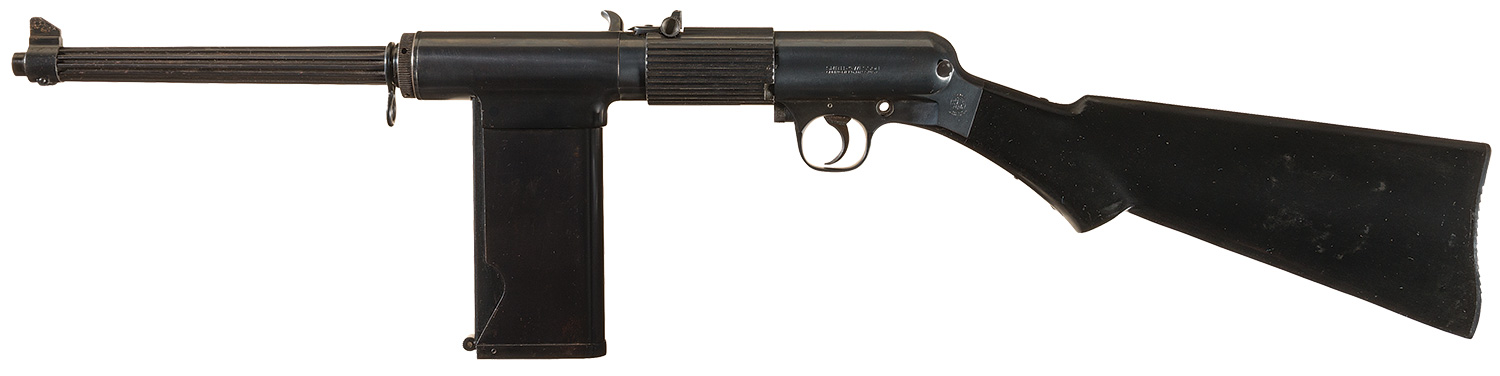 Smith & Wesson Model 1940