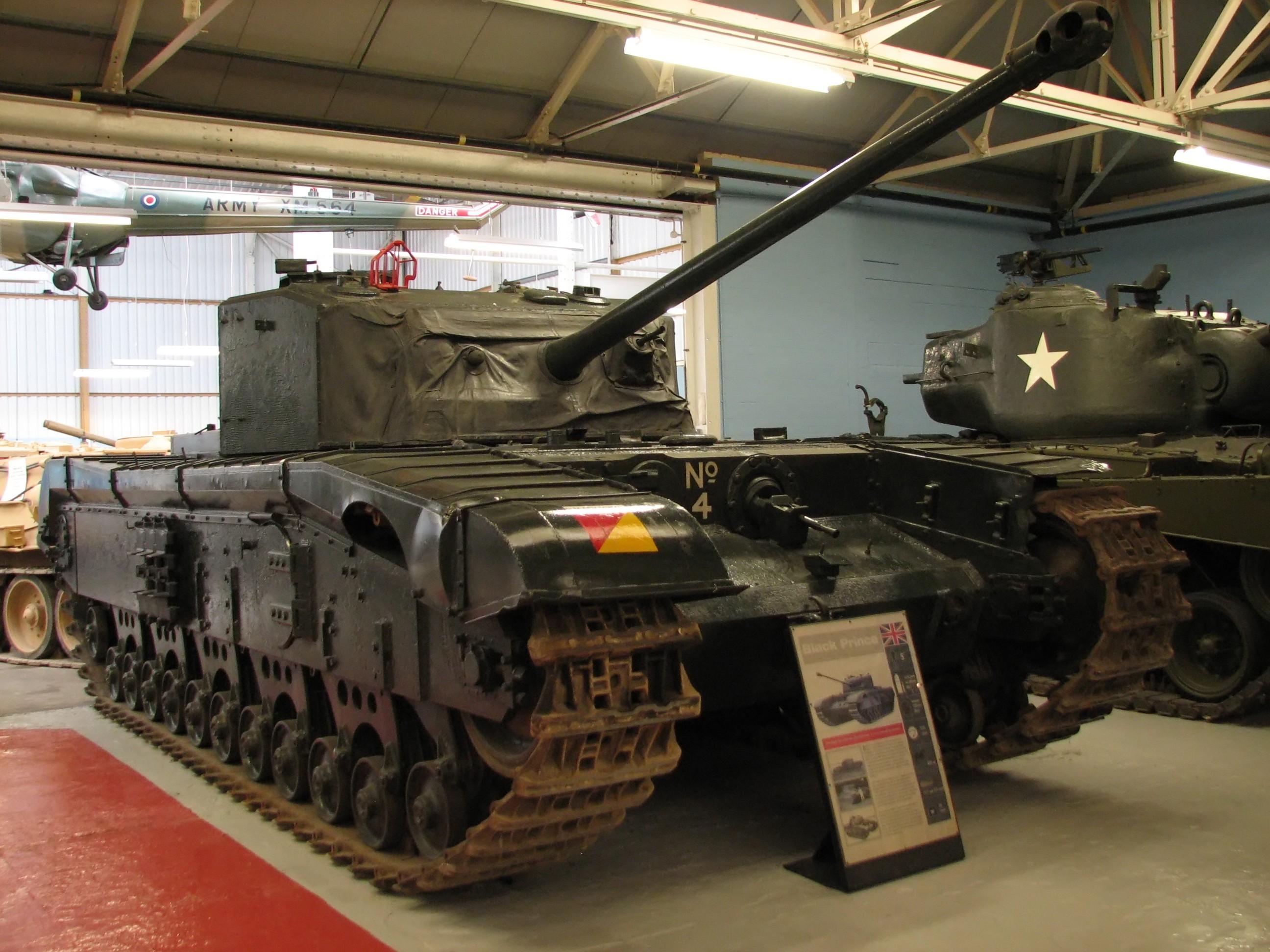 Infantry Tank, Black Prince