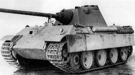 Panzerkampfwagen Panther Ausf. F