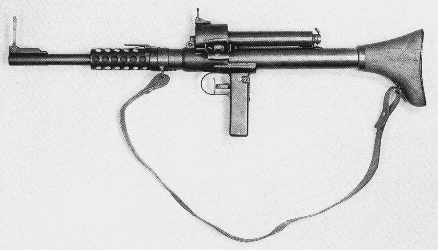 Cönders Maschinenpistole