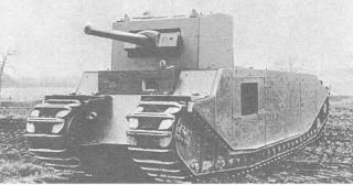 Heavy Tank, TOG 2
