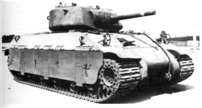 Heavy Tank, T14