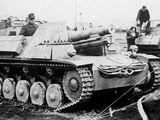 15cm s.I.G. 33 (Sfl.) auf Panzerkampfwagen II Ausf. B