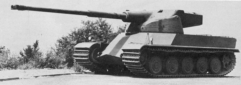 AMX 50 Surblindé