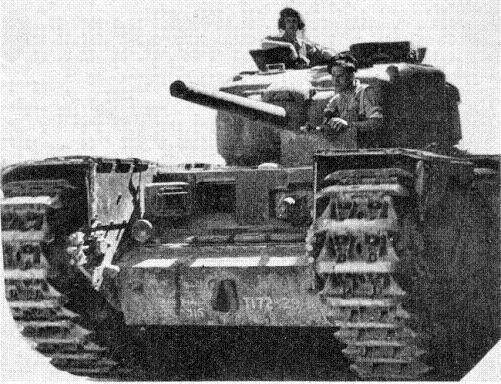 Infantry Tank Mk. IV, Churchill Mk. IV NA75