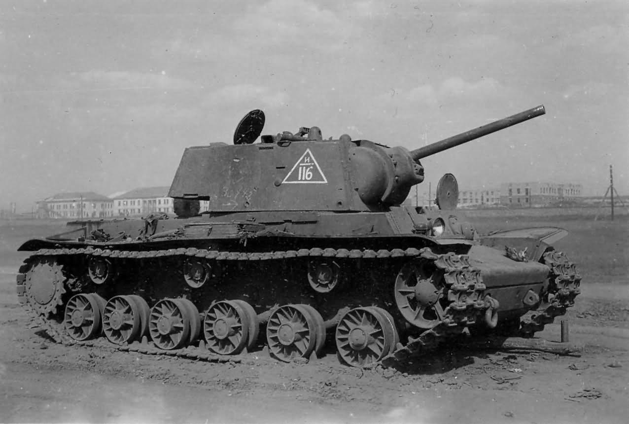 KV-1 obr. 1942g.