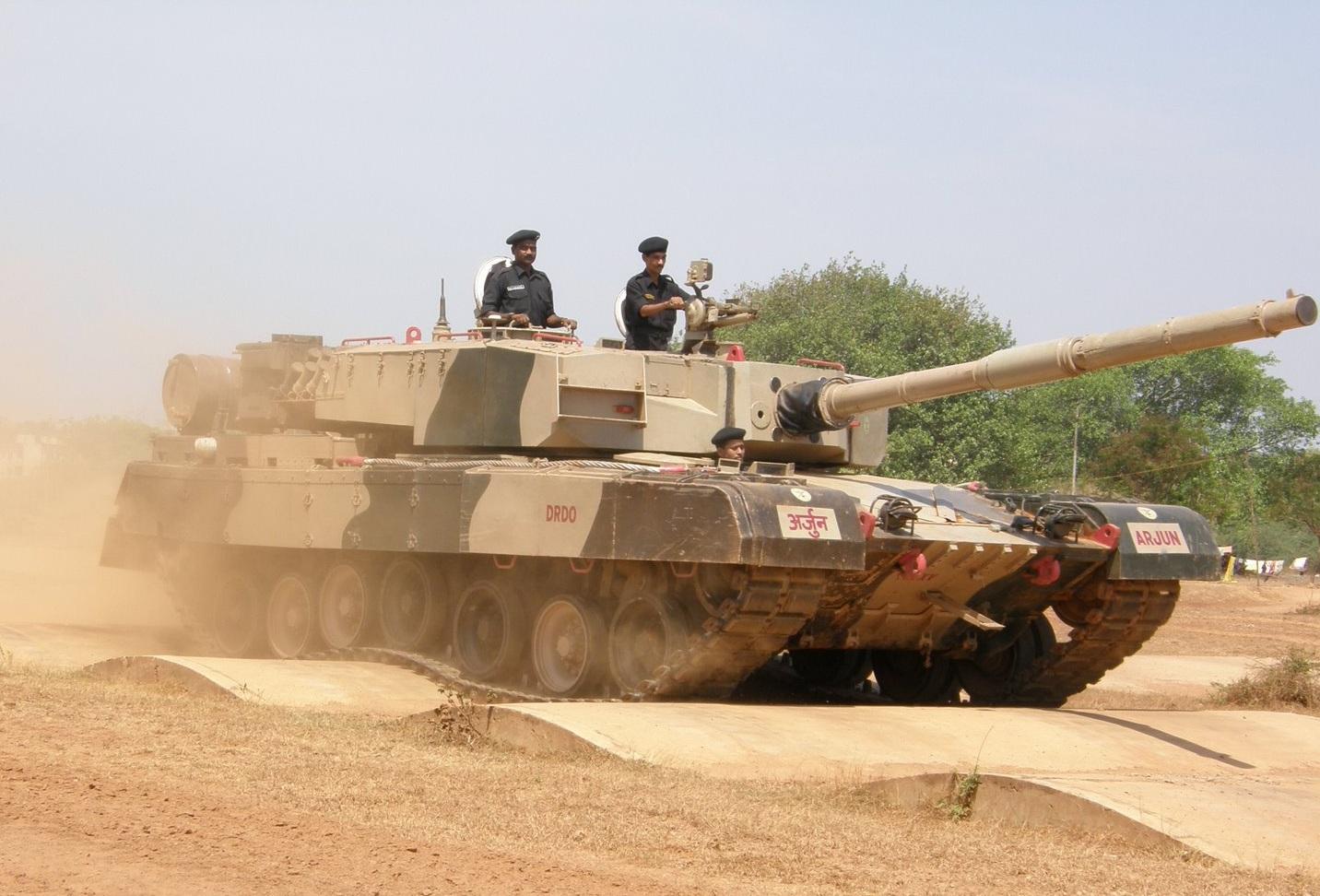 Arjun Mk. 1