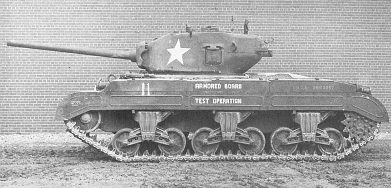 Medium Tank, T23