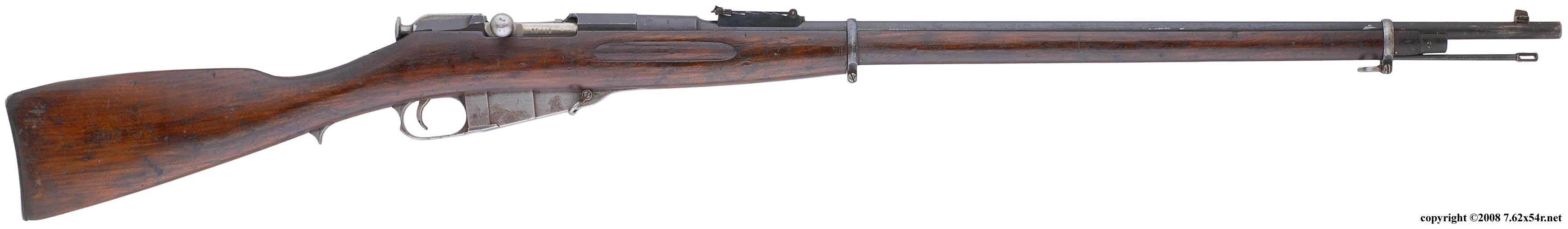 Mosin 1891