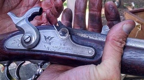 1863_Springfield_Civil_War_Rifle_(Original)