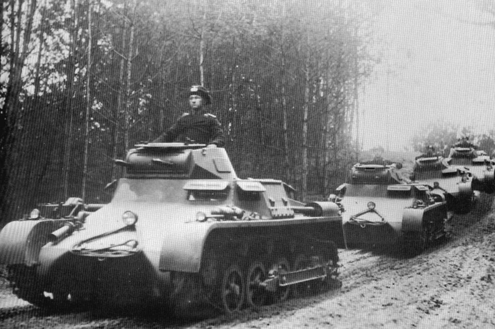 Panzerkampfwagen I Ausf. A