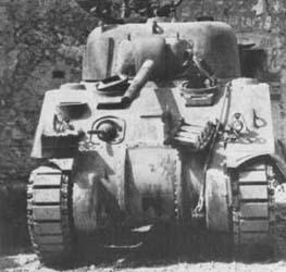 Medium Tank, M4 (early)