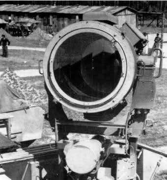 60cm Beobachtungs Gerät 1251