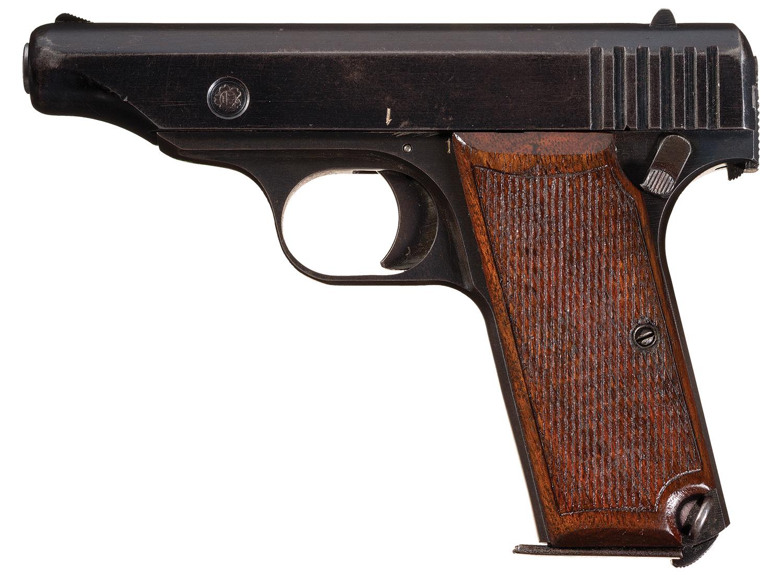 Hamada Type 1 Pistol