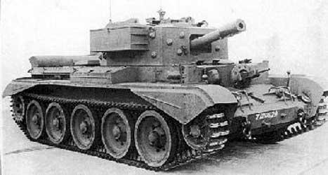 Cruiser Tank Mk. VIII, Cromwell Mk. VIII
