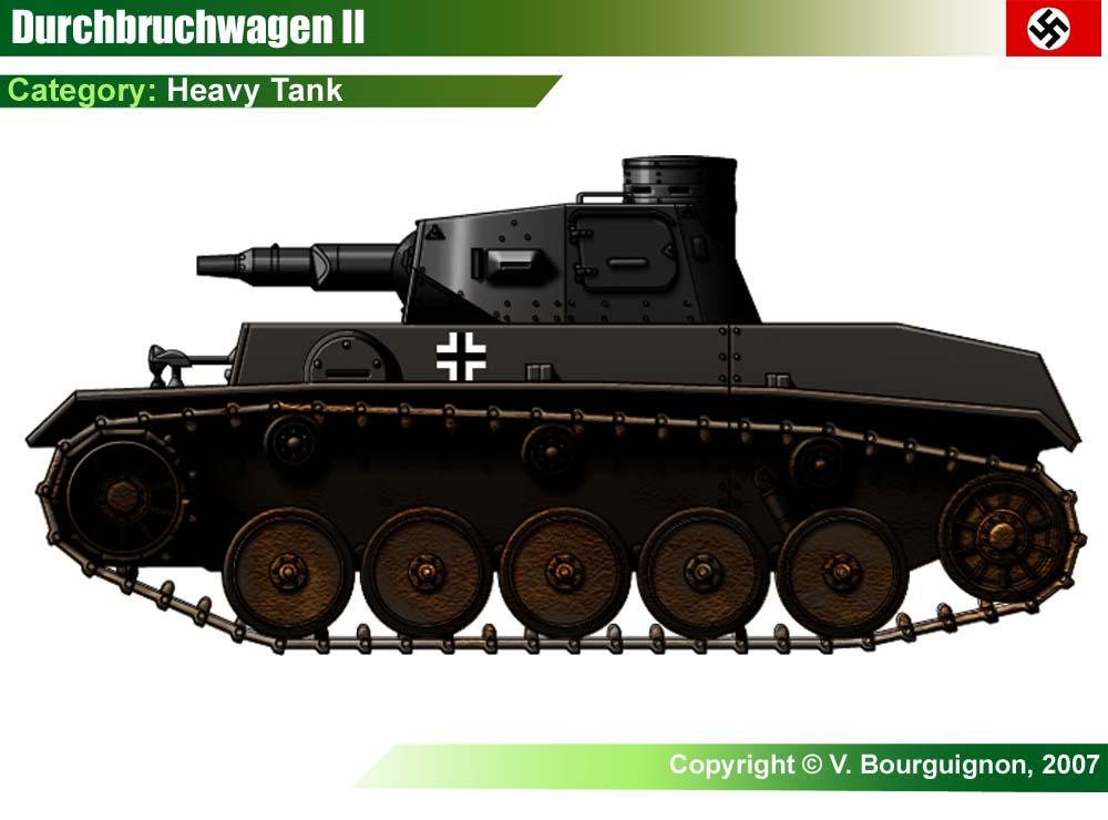Durchbruchwagen II