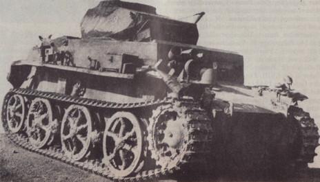 Panzerkampfwagen I Ausf. D
