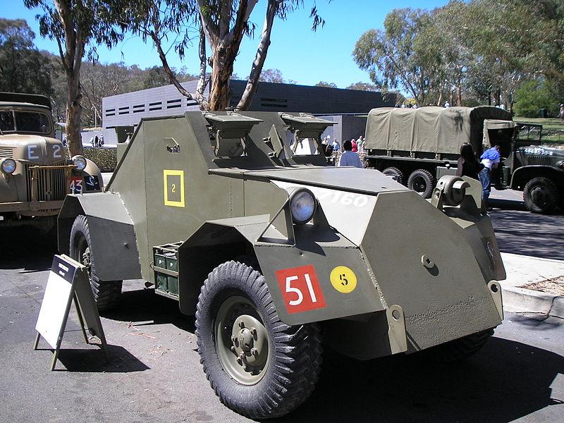 Dingo Scout Car