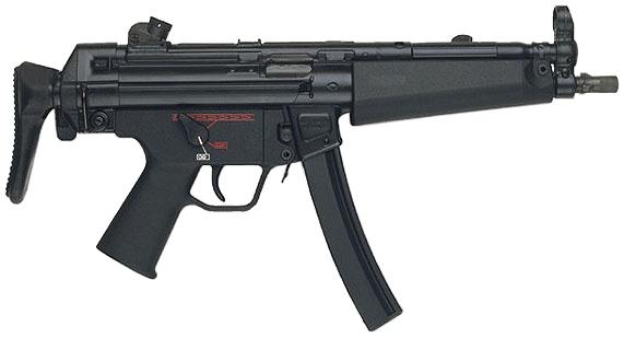 HK MP5A3-N
