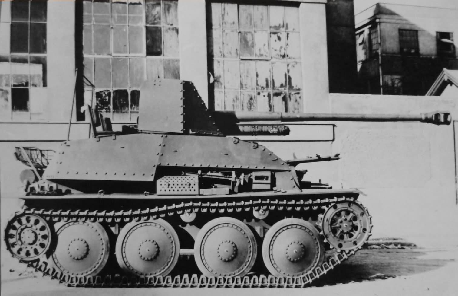 Panzerjäger 38(t) für 7,62cm PaK 36(r)