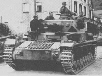 Panzerkampfwagen IV Ausf. D