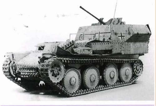 Flakpanzer 38(t) auf Selbstfahrlafette 38(t) Ausf. L