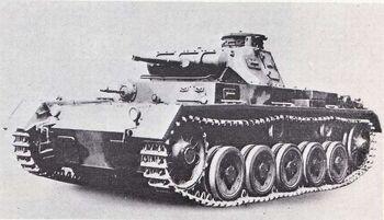 PzKpfw III A