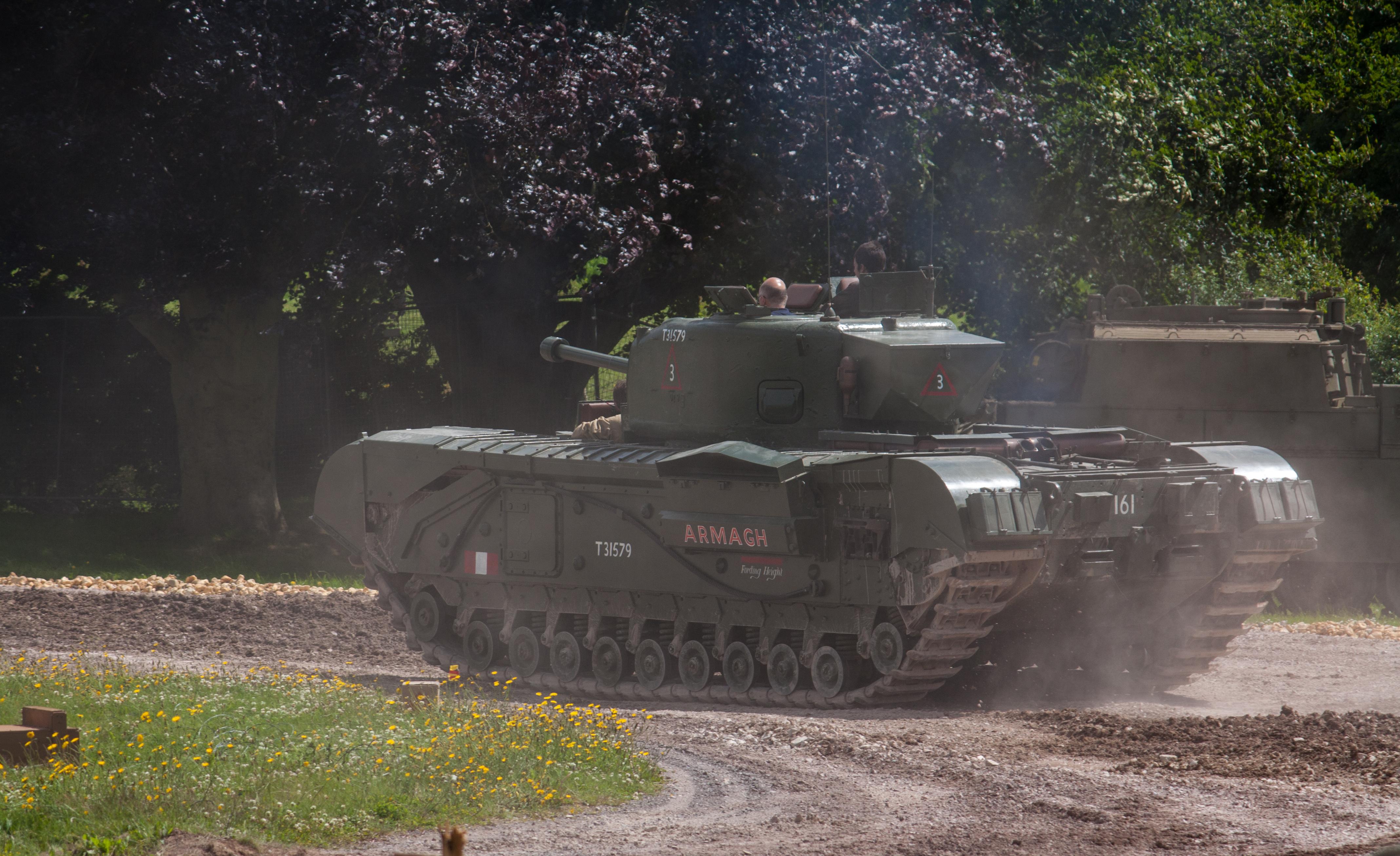 Infantry Tank Mk. IV, Churchill