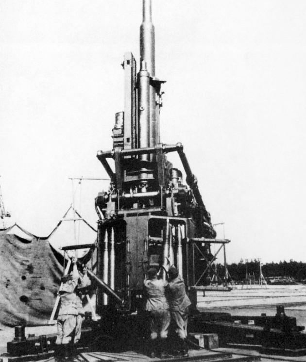 15cm FlaK 50