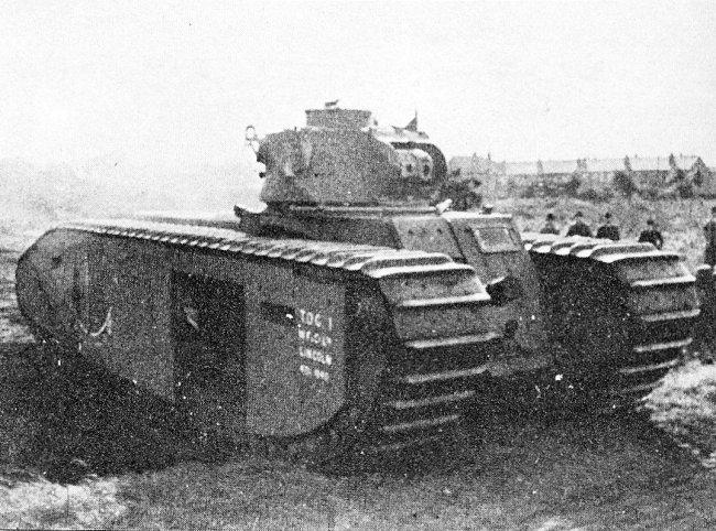 Heavy Tank, TOG 1