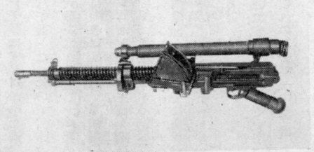 Type91 Vehicle-Mounted Light Machine Gun